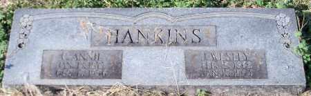 HANKINS, J WESLEY - Johnson County, Arkansas   J WESLEY HANKINS - Arkansas Gravestone Photos