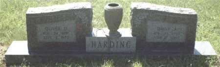 HARDING, DAISY - Johnson County, Arkansas | DAISY HARDING - Arkansas Gravestone Photos