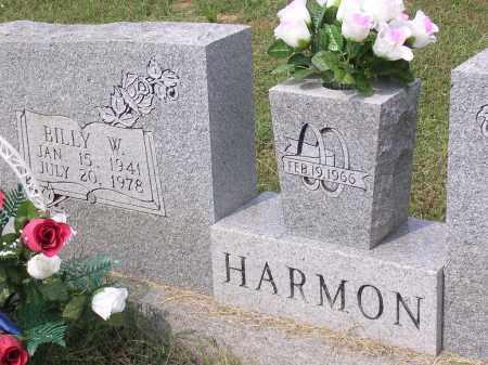 HARMON, BILLY W - Johnson County, Arkansas   BILLY W HARMON - Arkansas Gravestone Photos