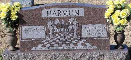 HARMON, JAMES HENRY - Johnson County, Arkansas | JAMES HENRY HARMON - Arkansas Gravestone Photos