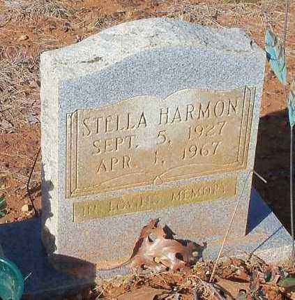 HARMON, STELLA - Johnson County, Arkansas   STELLA HARMON - Arkansas Gravestone Photos