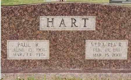 HART, PAUL R - Johnson County, Arkansas | PAUL R HART - Arkansas Gravestone Photos