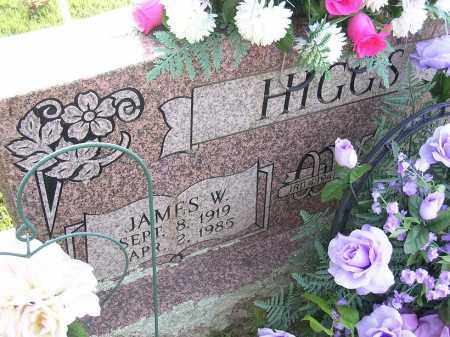 HIGGS, JAMES A - Johnson County, Arkansas | JAMES A HIGGS - Arkansas Gravestone Photos