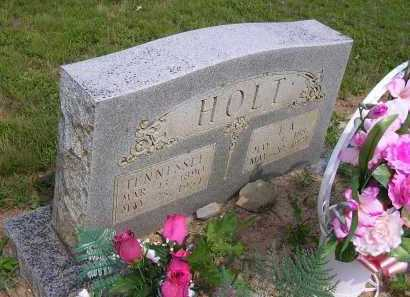 HOLT,  - Johnson County, Arkansas |  HOLT - Arkansas Gravestone Photos