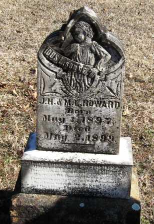 HOWARD, IDUS L - Johnson County, Arkansas   IDUS L HOWARD - Arkansas Gravestone Photos