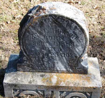 HOWARD, ZOE E - Johnson County, Arkansas | ZOE E HOWARD - Arkansas Gravestone Photos