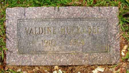 HUCKABEE, VALDINE - Johnson County, Arkansas | VALDINE HUCKABEE - Arkansas Gravestone Photos