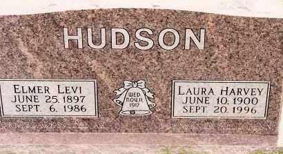 HUDSON, LAURA - Johnson County, Arkansas | LAURA HUDSON - Arkansas Gravestone Photos
