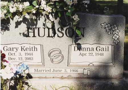 HUDSON, GARY KEITH - Johnson County, Arkansas | GARY KEITH HUDSON - Arkansas Gravestone Photos