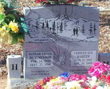 MARTIN, CAROLYN SUE - Johnson County, Arkansas | CAROLYN SUE MARTIN - Arkansas Gravestone Photos