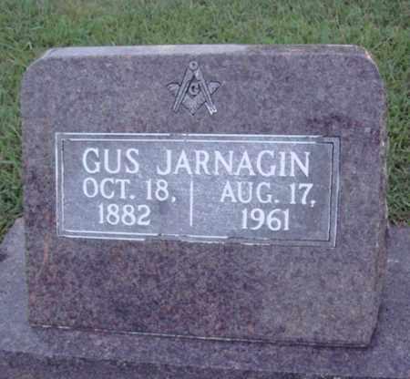 JARNAGIN, GUS - Johnson County, Arkansas | GUS JARNAGIN - Arkansas Gravestone Photos