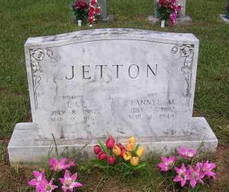 JETTON, THOMAS L - Johnson County, Arkansas | THOMAS L JETTON - Arkansas Gravestone Photos