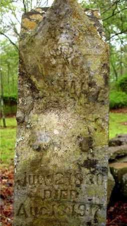 KING  2, HANNAH CAROLINE - Johnson County, Arkansas | HANNAH CAROLINE KING  2 - Arkansas Gravestone Photos
