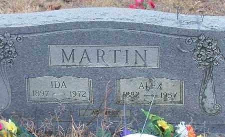 MARTIN, ALEX - Johnson County, Arkansas | ALEX MARTIN - Arkansas Gravestone Photos