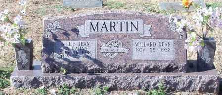 MARTIN, BILLIE JEAN - Johnson County, Arkansas | BILLIE JEAN MARTIN - Arkansas Gravestone Photos