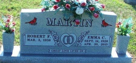 "MARTIN, EMMA CONRAD ""CONNIE"" - Johnson County, Arkansas | EMMA CONRAD ""CONNIE"" MARTIN - Arkansas Gravestone Photos"