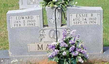 MARTIN, ESSIE R - Johnson County, Arkansas | ESSIE R MARTIN - Arkansas Gravestone Photos