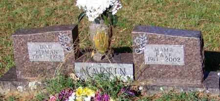 MARTIN, FIRMAN - Johnson County, Arkansas | FIRMAN MARTIN - Arkansas Gravestone Photos