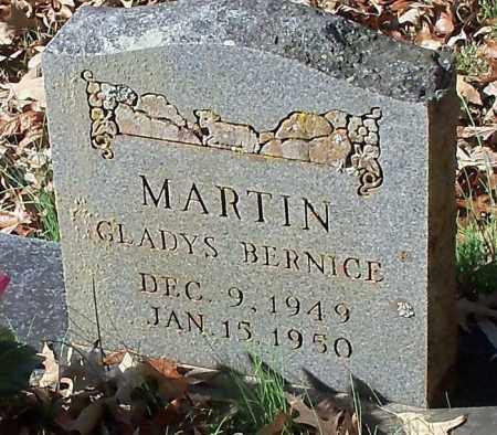 MARTIN, GLADYS BERNICE - Johnson County, Arkansas   GLADYS BERNICE MARTIN - Arkansas Gravestone Photos
