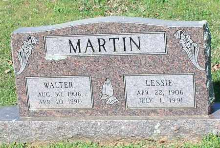 MARTIN, LESSIE - Johnson County, Arkansas | LESSIE MARTIN - Arkansas Gravestone Photos