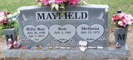 MAYFIELD, BILLY RAY - Johnson County, Arkansas   BILLY RAY MAYFIELD - Arkansas Gravestone Photos