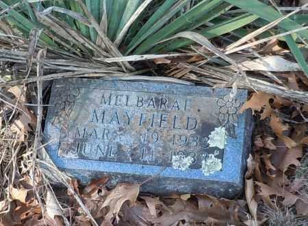 MAYFIELD, MELBARA E - Johnson County, Arkansas | MELBARA E MAYFIELD - Arkansas Gravestone Photos