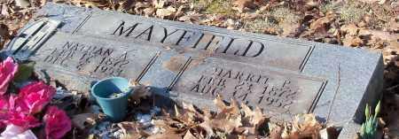 MAYFIELD, HARRIT P - Johnson County, Arkansas   HARRIT P MAYFIELD - Arkansas Gravestone Photos