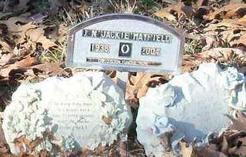 "MAYFIELD, O N ""JACKIE"" - Johnson County, Arkansas | O N ""JACKIE"" MAYFIELD - Arkansas Gravestone Photos"
