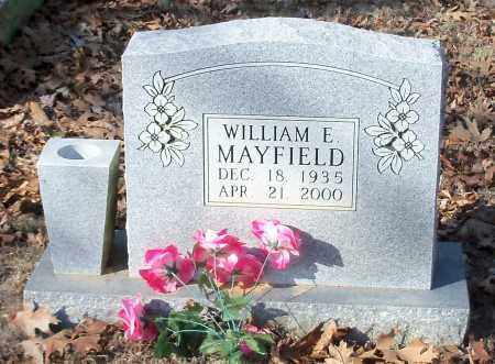 MAYFIELD, WILLIAM E - Johnson County, Arkansas | WILLIAM E MAYFIELD - Arkansas Gravestone Photos