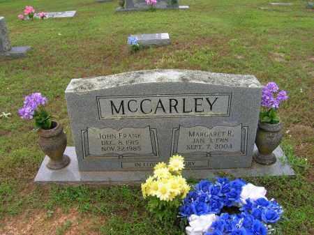 HIGGS MCCARLEY, MARGARET REBECCA - Johnson County, Arkansas   MARGARET REBECCA HIGGS MCCARLEY - Arkansas Gravestone Photos