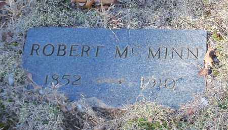 MCMINN, ROBERT - Johnson County, Arkansas | ROBERT MCMINN - Arkansas Gravestone Photos