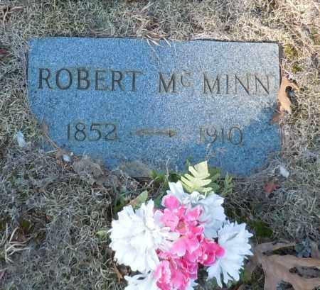 MCMINN, ROBERT - Johnson County, Arkansas | ROBERT MCMINN - Arkansas Gravestone Photos