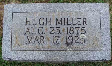 MILLER, HUGH - Johnson County, Arkansas | HUGH MILLER - Arkansas Gravestone Photos