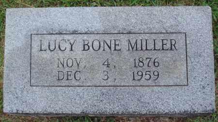 MILLER, LUCY - Johnson County, Arkansas   LUCY MILLER - Arkansas Gravestone Photos
