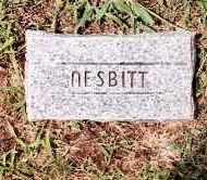 NESBITT, NO NAME - Johnson County, Arkansas   NO NAME NESBITT - Arkansas Gravestone Photos