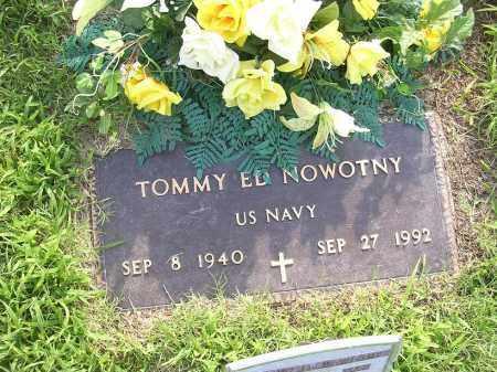 NOWOTNY  (VETERAN), TOMMY ED - Johnson County, Arkansas | TOMMY ED NOWOTNY  (VETERAN) - Arkansas Gravestone Photos