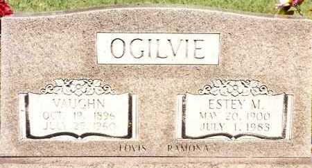 OGILVIE, VAUGHN - Johnson County, Arkansas | VAUGHN OGILVIE - Arkansas Gravestone Photos