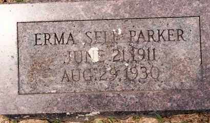 SELF PARKER, ERMA - Johnson County, Arkansas | ERMA SELF PARKER - Arkansas Gravestone Photos
