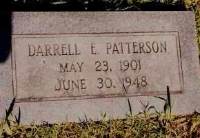 PATTERSON, DARRELL E. - Johnson County, Arkansas | DARRELL E. PATTERSON - Arkansas Gravestone Photos
