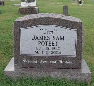 "POTEET, JAMES SAM ""JIM"" - Johnson County, Arkansas 