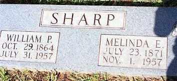 SHARP, WILLIAM P. - Johnson County, Arkansas   WILLIAM P. SHARP - Arkansas Gravestone Photos
