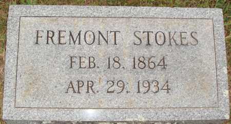 STOKES, FREMONT - Johnson County, Arkansas | FREMONT STOKES - Arkansas Gravestone Photos