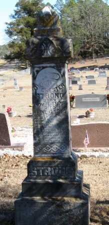 STRONG, DWIGHT CHESTER - Johnson County, Arkansas | DWIGHT CHESTER STRONG - Arkansas Gravestone Photos