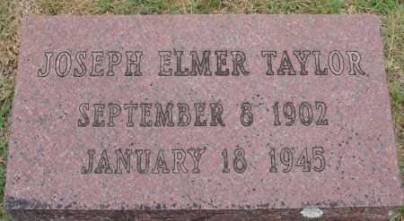 TAYLOR, JOSEPH ELMER - Johnson County, Arkansas | JOSEPH ELMER TAYLOR - Arkansas Gravestone Photos
