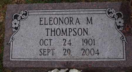 THOMPSON, ELEONORA M. - Johnson County, Arkansas | ELEONORA M. THOMPSON - Arkansas Gravestone Photos