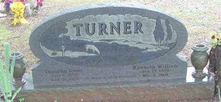 TURNER, KENNETH WILLIAM - Johnson County, Arkansas | KENNETH WILLIAM TURNER - Arkansas Gravestone Photos