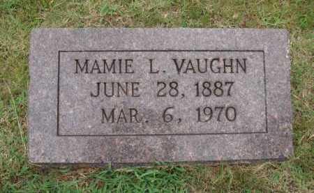 VAUGHN, MAMIE L. - Johnson County, Arkansas | MAMIE L. VAUGHN - Arkansas Gravestone Photos