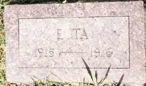 WARREN, EUTA - Johnson County, Arkansas   EUTA WARREN - Arkansas Gravestone Photos