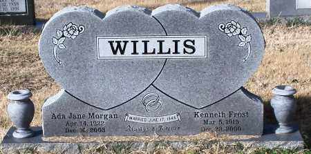 WILLIS, ADA JANE - Johnson County, Arkansas | ADA JANE WILLIS - Arkansas Gravestone Photos