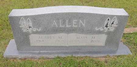 PARKER ALLEN, MARY H - Lafayette County, Arkansas   MARY H PARKER ALLEN - Arkansas Gravestone Photos